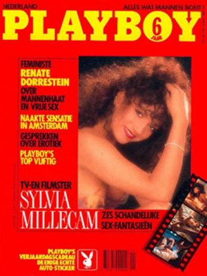Playboy Netherlands - May 1989