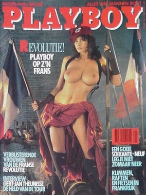 Playboy Netherlands - Jul 1989
