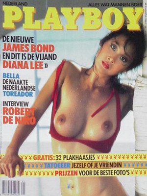 Playboy Netherlands - Aug 1989