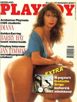 Playboy Netherlands - Oct 1989