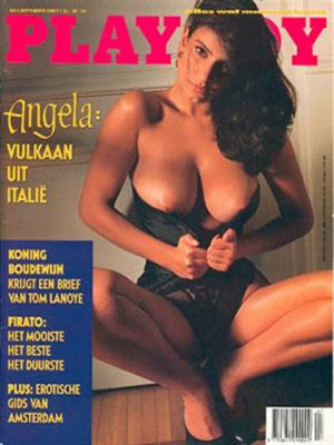 Playboy Netherlands - Sep 1990
