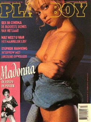 Playboy Netherlands - Nov 1990
