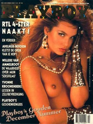 Playboy Netherlands - Dec 1990