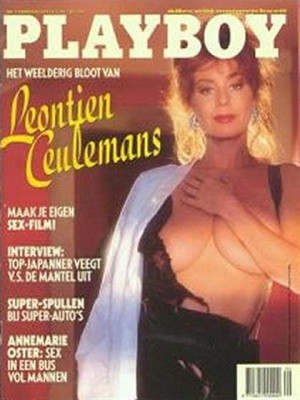 Playboy Netherlands - Feb 1991