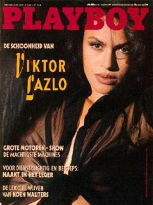 Playboy Netherlands - Mar 1991