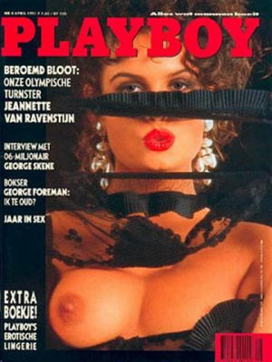 Playboy Netherlands - Apr 1991