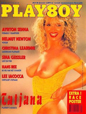 Playboy Netherlands - May 1991