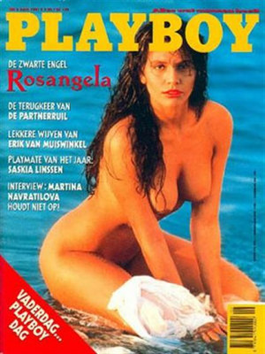 Playboy Netherlands - Jun 1991