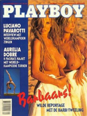 Playboy Netherlands - Sep 1991