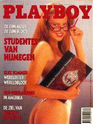 Playboy Netherlands - Oct 1991