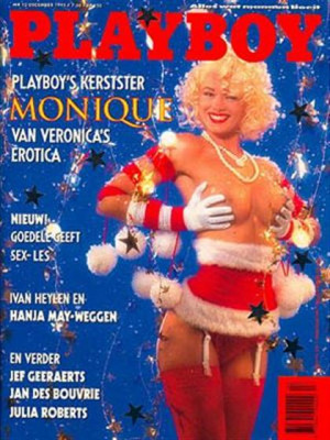 Playboy Netherlands - Dec 1991