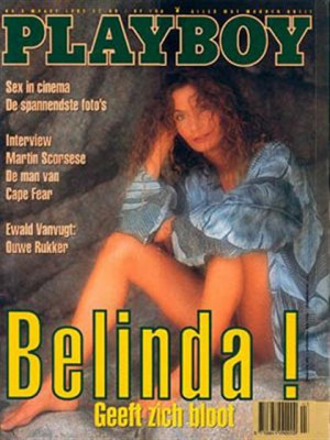 Playboy Netherlands - Mar 1992