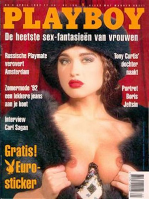 Playboy Netherlands - Apr 1992