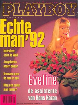 Playboy Netherlands - May 1992