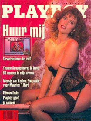 Playboy Netherlands - Sep 1992
