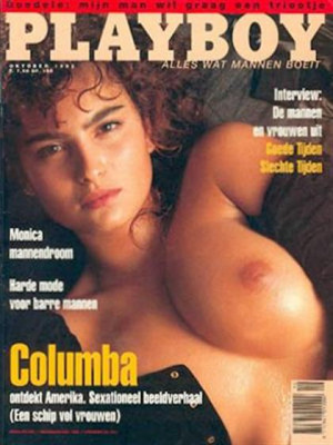 Playboy Netherlands - Oct 1992