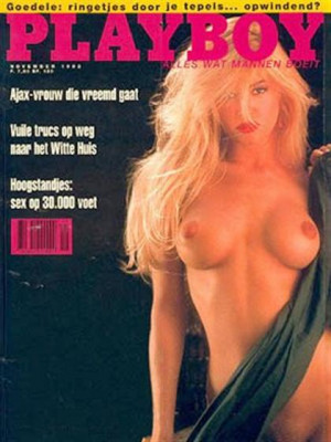 Playboy Netherlands - Nov 1992