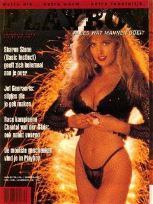 Playboy Netherlands - Dec 1992