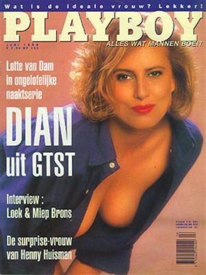 Playboy Netherlands - Jun 199393