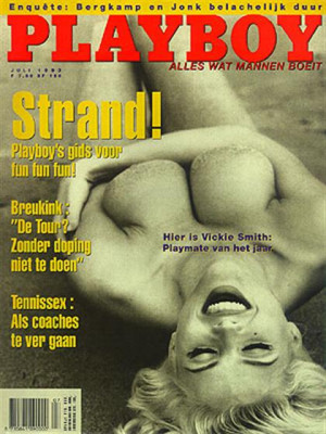 Playboy Netherlands - Jul 199393