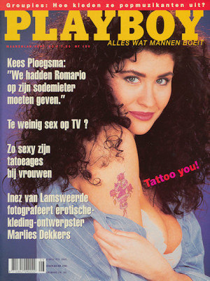Playboy Netherlands - Sep 199393