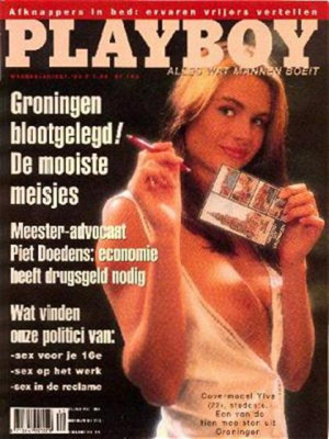Playboy Netherlands - Oct 199393