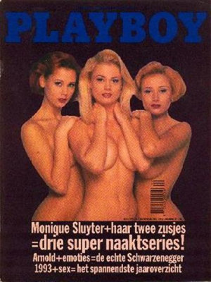Playboy Netherlands - Feb 1994