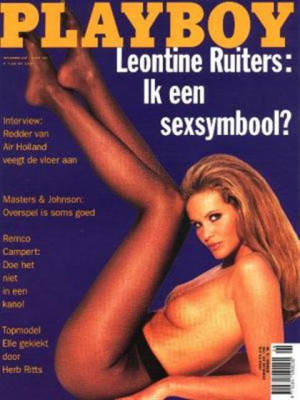 Playboy Netherlands - Jun 1994