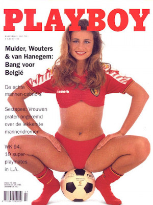 Playboy Netherlands - Jul 1994
