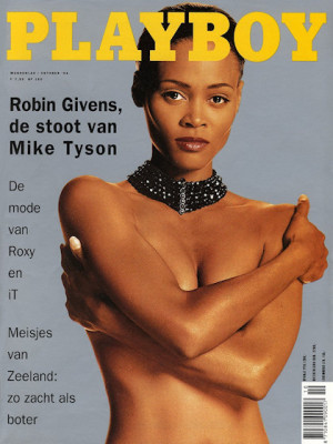 Playboy Netherlands - Oct 1994