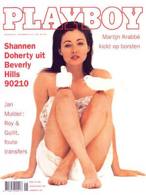 Playboy Netherlands - Nov 1994