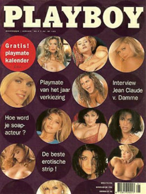 Playboy Netherlands - Jan 1995