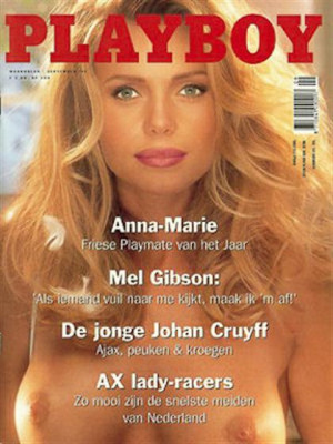 Playboy Netherlands - Sep 1995