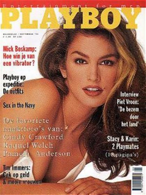 Playboy Netherlands - Sep 1996