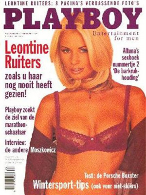 Playboy Netherlands - Feb 1997
