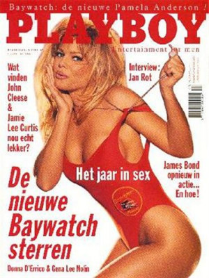 Playboy Netherlands - Mar 1997