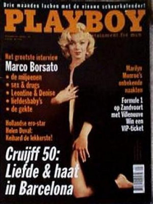 Playboy Netherlands - Apr 1997