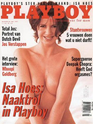 Playboy Netherlands - May 1997