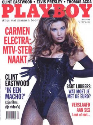 Playboy Netherlands - Sep 1997