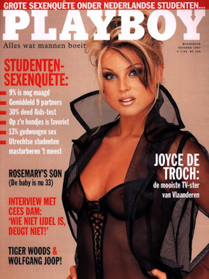 Playboy Netherlands - Oct 1997