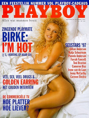 Playboy Netherlands - Dec 1997