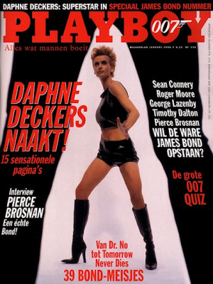 Playboy Netherlands - Jan 1998
