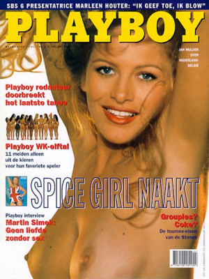 Playboy Netherlands - Jul 1998