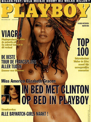 Playboy Netherlands - Aug 1998