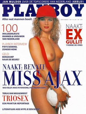 Playboy Netherlands - Sep 1998