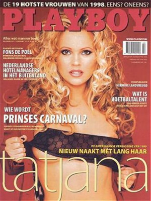 Playboy Netherlands - Feb 1999