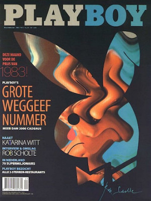 Playboy Netherlands - May 1999