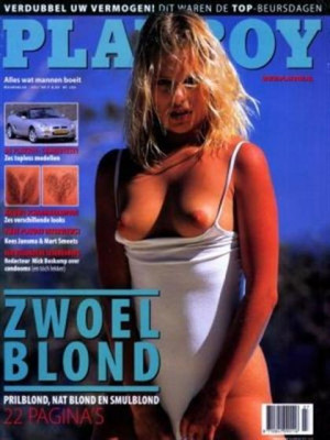 Playboy Netherlands - Jul 1999