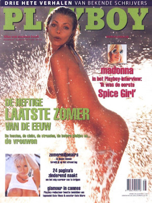 Playboy Netherlands - Aug 1999