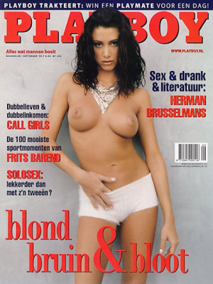 Playboy Netherlands - Sep 1999